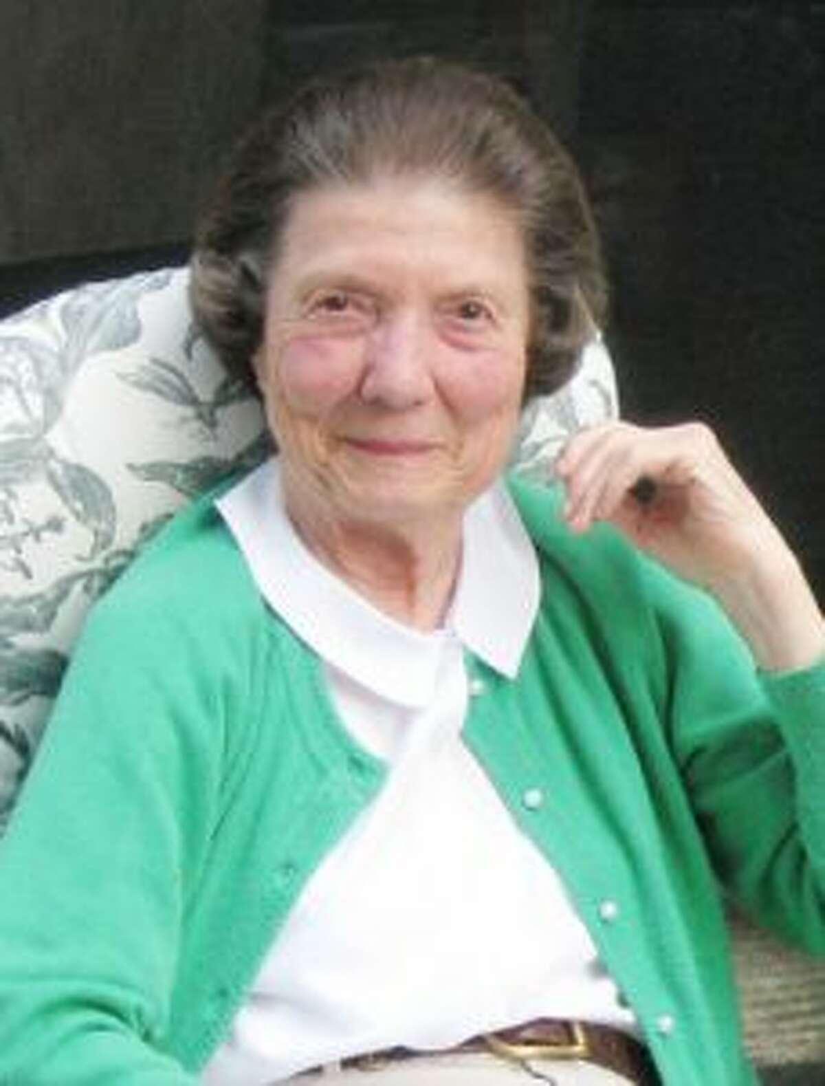 Marcia Hartley Bates