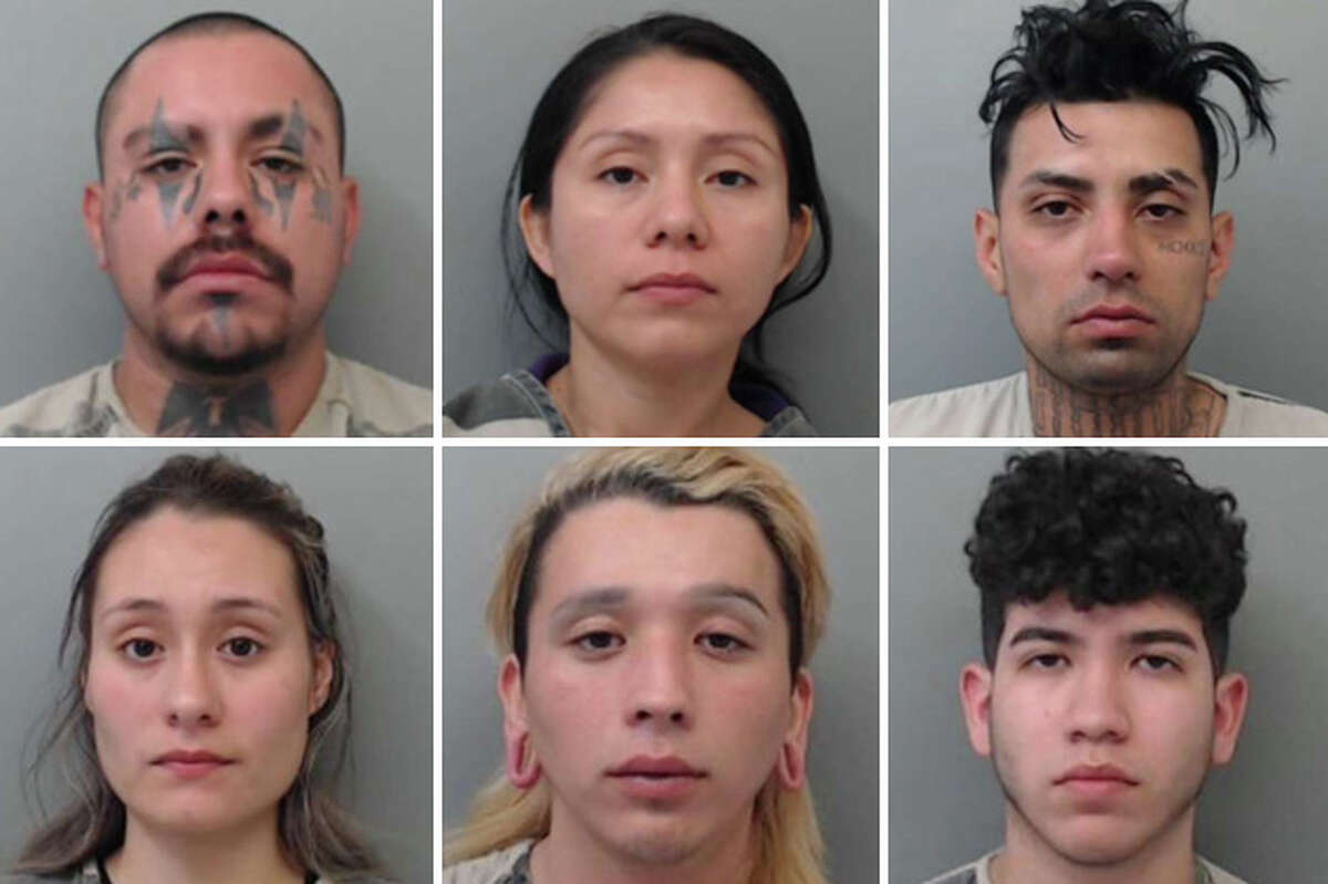 Scroll through the gallery to see the most notable Laredo mugshots in the month of May.