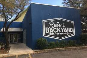 Ruben's Backyard, located at 13838 Jones Maltsburger Rd., will debut a Saturday market this week from 9 a.m. to 2 p.m.