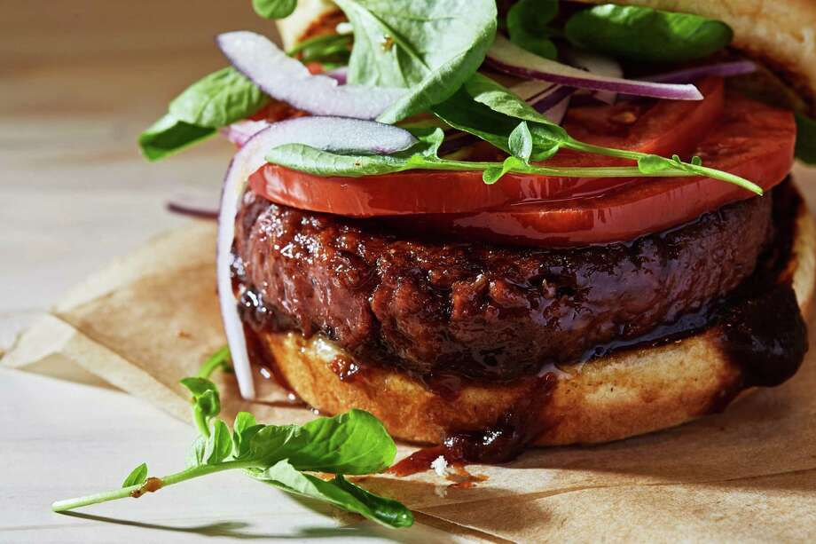 Beyond Meat's latest plant-based burger is meatier, juicier and a big step closer to beef
