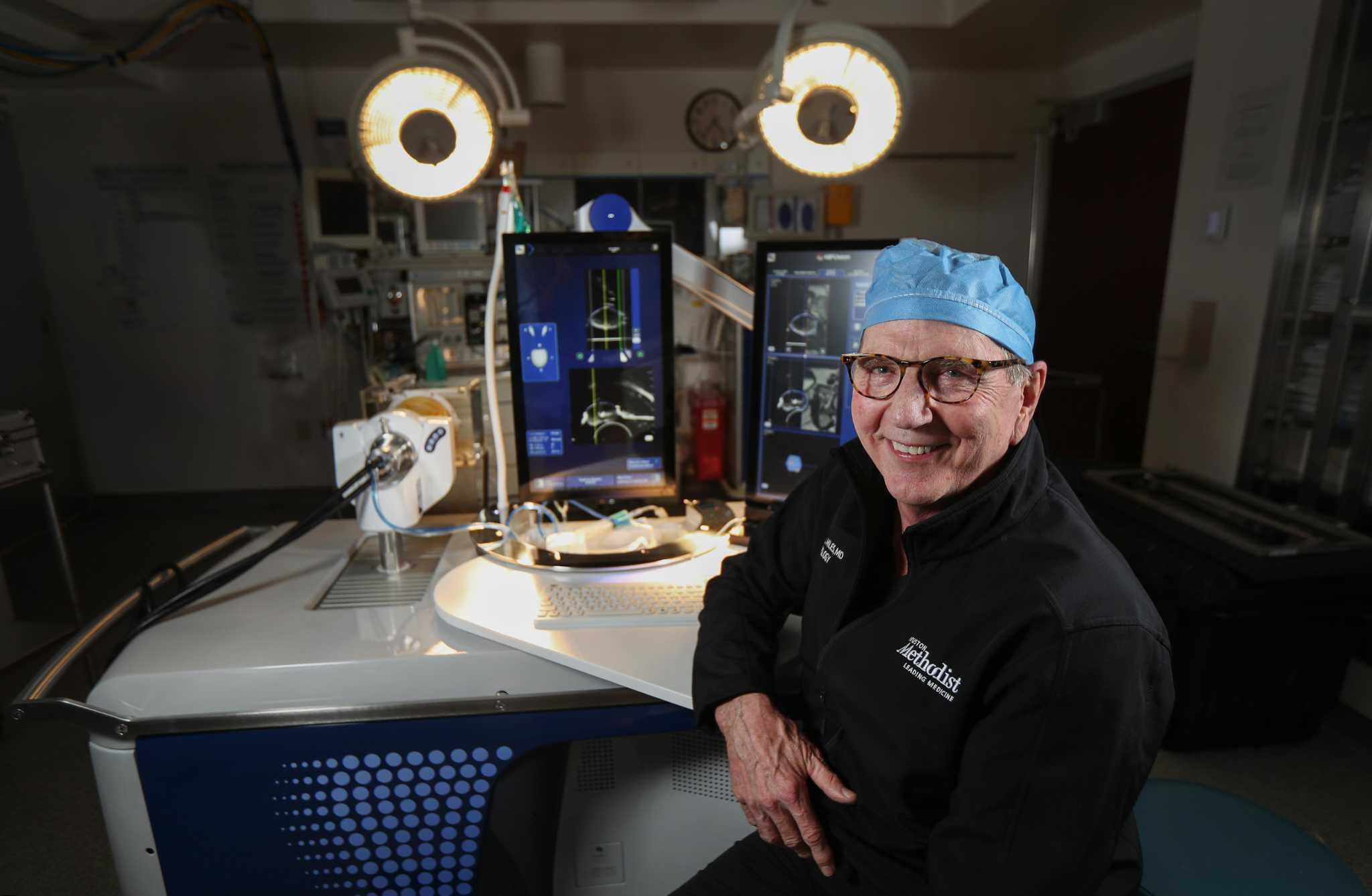 Now there's a noninvasive treatment for prostate cancer: high-intensity focused ultrasound