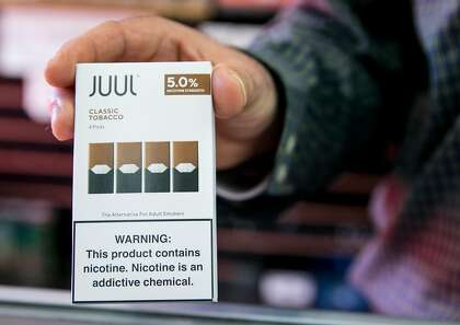 Juul spends another $1 million on bid to overturn SF e