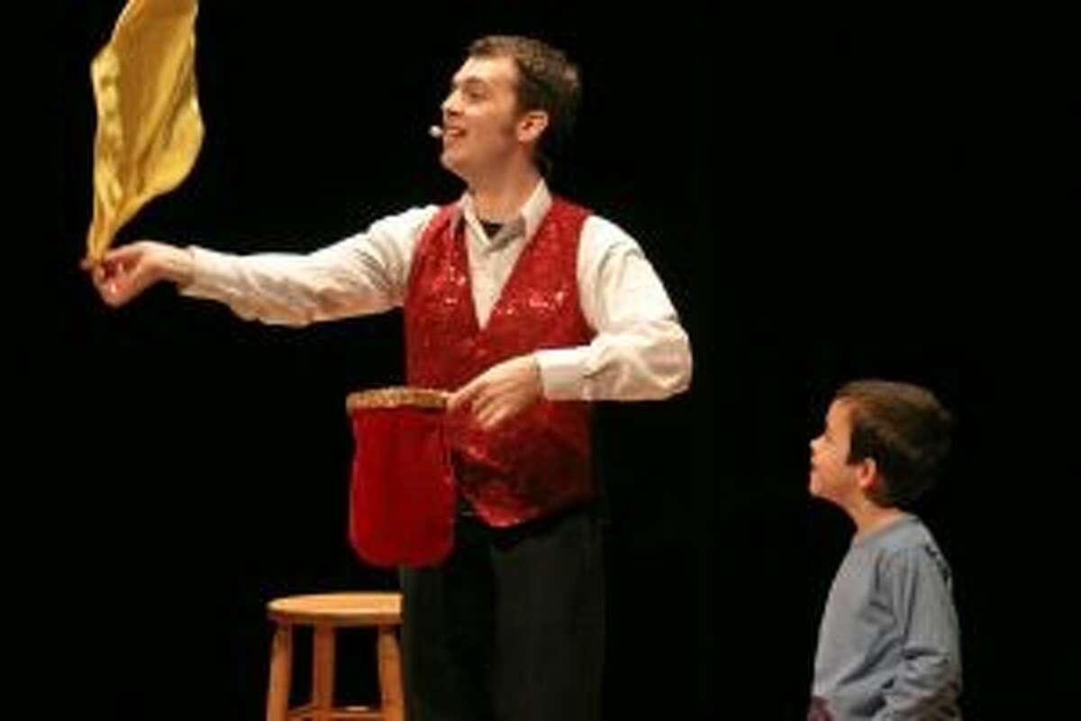Evan's Magic Show