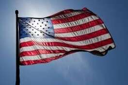 The New Canaan Republican Town Committee will endorse candidates for the Nov. 5, 2019, municipal election during a caucus on Tuesday, July 16, 2019, at a time and place to be announced. American Flag. Contributed photo