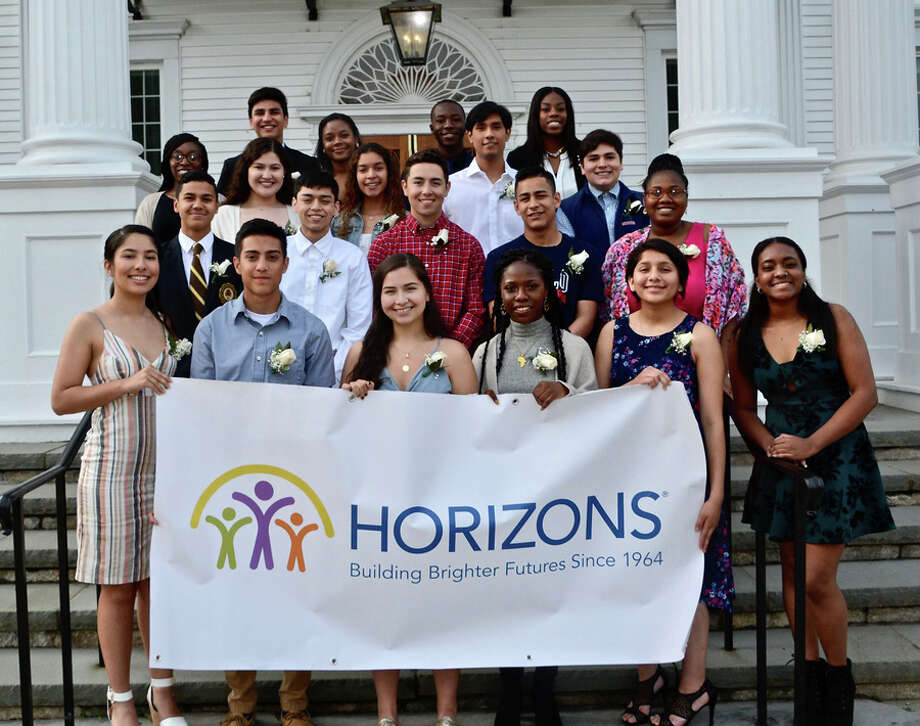 The Horizons at New Canaan Country School Graduating Class of 2019. Horizons / Contributed photo / Connecticut Post