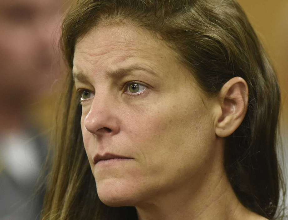 There are potential big developments in the case of Jennifer Dulos, who has been missing for two weeks. Michelle C. Troconis is arraigned on charges of tampering with or fabricating physical evidence and first-degree hindering prosecution at Norwalk Superior Court in Norwalk, Conn. Monday, June 3, 2019. Troconis and Fotis Dulos were arrested at an Avon hotel late Saturday night and held on a $500,000 bond for charges of tampering with or fabricating physical evidence and first-degree hindering prosecution. Fotis Dulos is the estranged husband of Jennifer Dulos, the 50-year-old mother of five who has been missing since May 24, 2019. (Tyler Sizemore / Hearst Connecticut Media via AP, Pool)