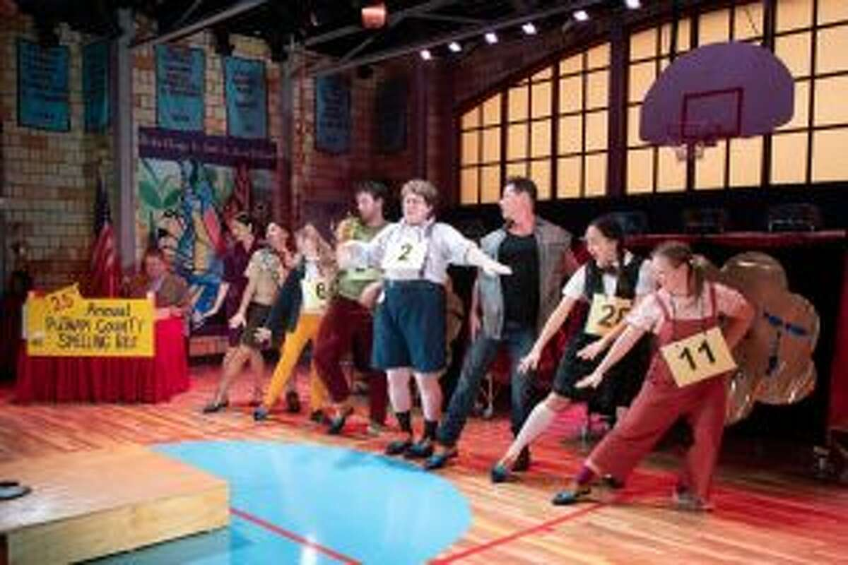 The 25th Annual Putnam County Spelling Bee. - Karen Schiffres