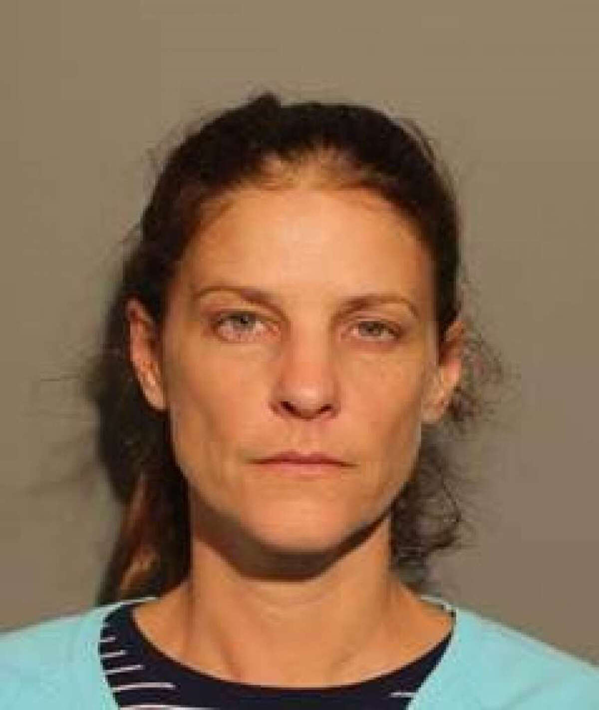 Michelle C. Troconis, 44, was arrested in connection with the disappearance of Jennifer Dulos, a New Canaan mother of five. Troconis, the girlfriend of Jennifer Dulos' estranged husband, was charged with tampering with or fabricating physical evidence and hindering prosecution in the first degree. Photo: Contributed Photo / New Canaan Police