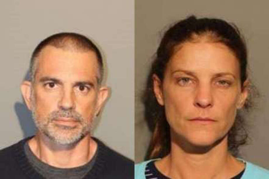 The estranged husband of Jennifer Dulos and his girlfriend were charged in connection with the New Canaan mother's disappearance. Contributed photos
