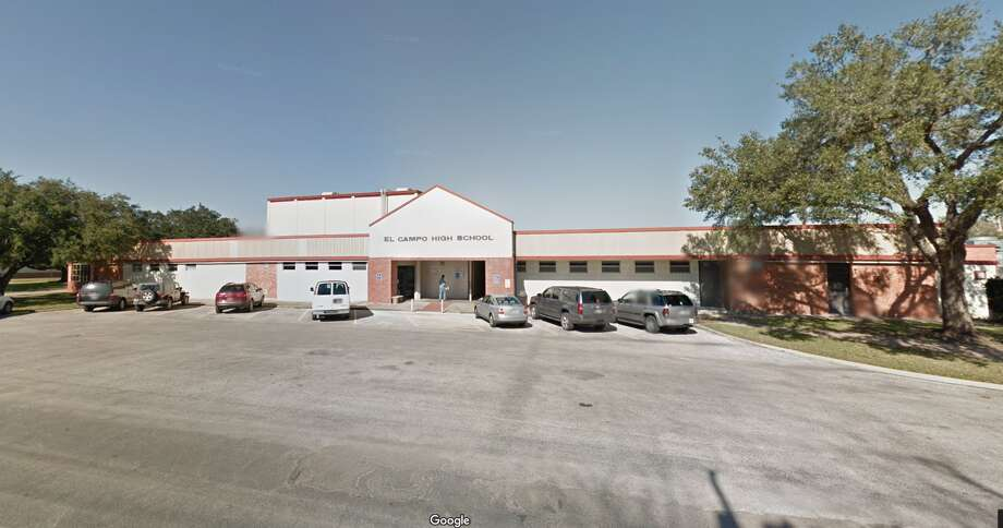A substitute teacher at El Campo High School was fired after it was discovered she had recorded pornography on the campus, according to school and police officials. Photo: Google Maps