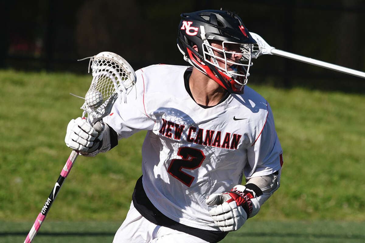 New Canaan's Chris Canet.