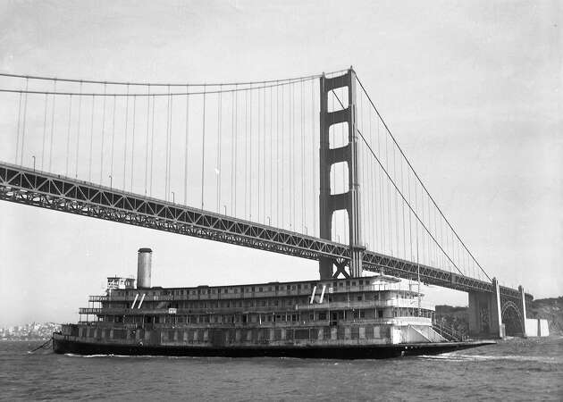 Story photo for How twin S.F.-to-Sacramento steamships' histories diverged in fantastic fashion