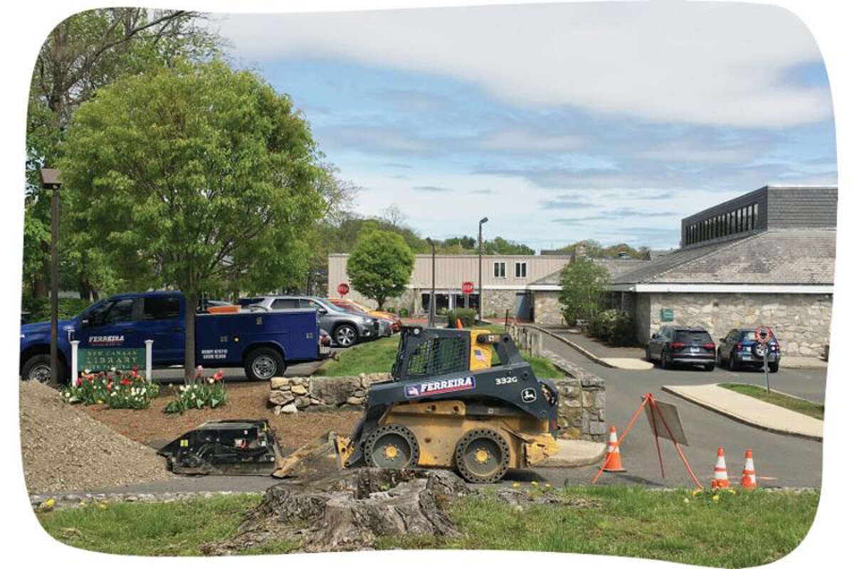 New Canaan Public Library / Contributed photo