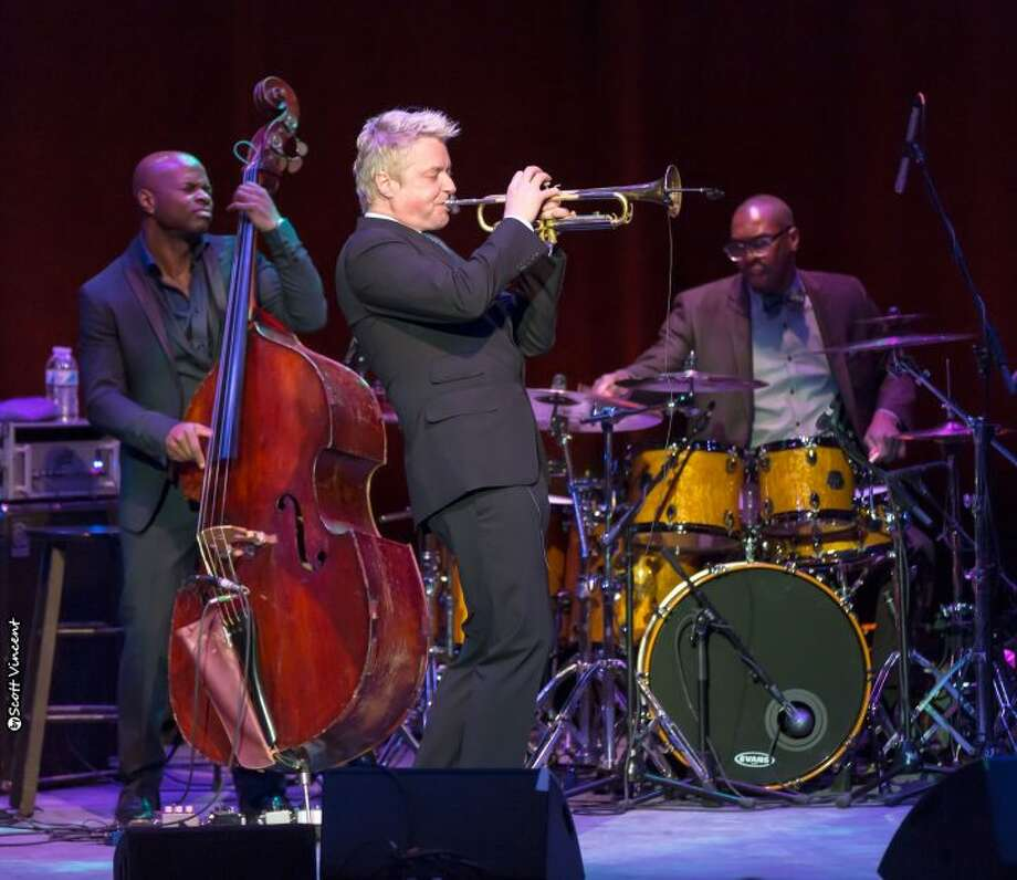 Grammy Awar-winner Chris Botti.