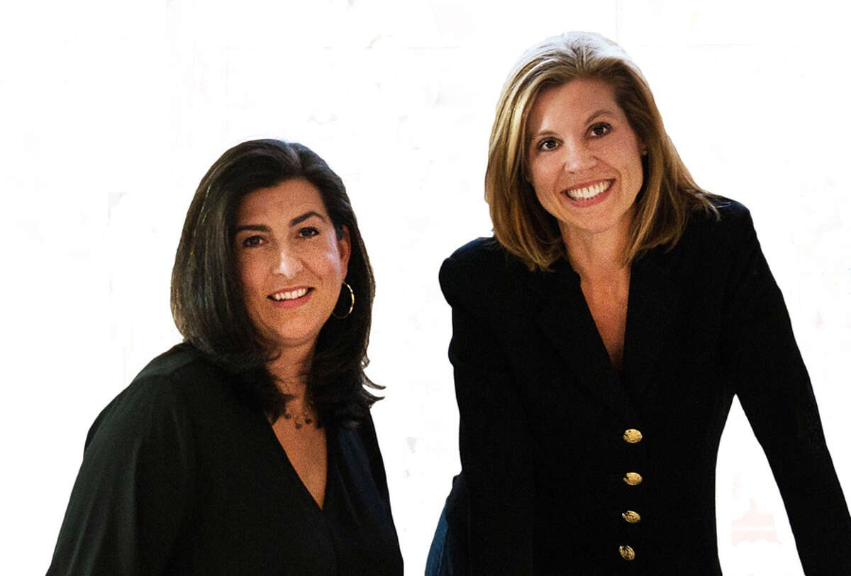 The following received top team awards in January at William Raveis Real Estate in New Canaan, Laura Sigg and Chris Sigg, Hannelore Kaplan and April Kaynor and Kelly DeFrancesco. April Kaynor and Kelly DeFrancesco. Wlliam Raveis Real Estate / Contributed photo