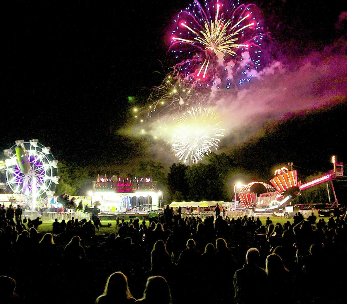 New Milford will on July 6 recognize the Fourth of July holiday with activities on the Village Green and fireworks in the evening. In addition, the Lions Club will offer a carnival at Young's Field July 5-6.