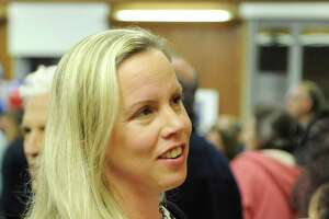 Democratic Board of Education candidate Meghan Olsson is expected to resign due to moving out of town but no timetable has been given for when that will happen. Without a timetable, Greenwich Democrats are not expected to try and address it at Wednesday night's party endorsement meeting.