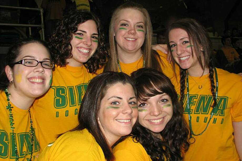 Were you seen at 2009 MAAC Tournament Championship? Photo: Kristi L. Gustafson