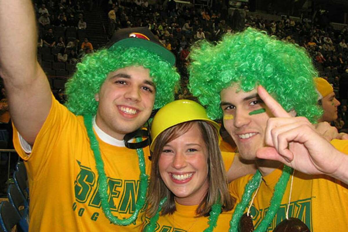 Were you seen at 2009 MAAC Tournament Championship?