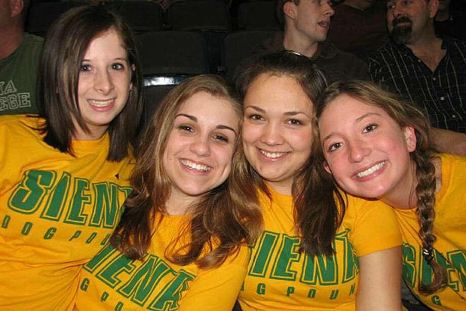 Were you seen at 2009 MAAC Tournament Championship? Photo: Kristi L. Gustafson