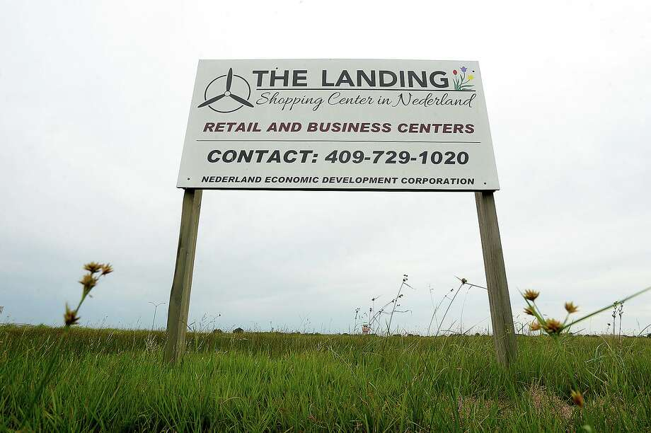 Jefferson County recently opted to pull out of its agreement with the EDC and City of Nederland on developing the empty land surrounding Jack Brooks Airport.  Photo taken Monday, June 24, 2019  Kim Brent/The Enterprise Photo: Kim Brent / The Enterprise / BEN