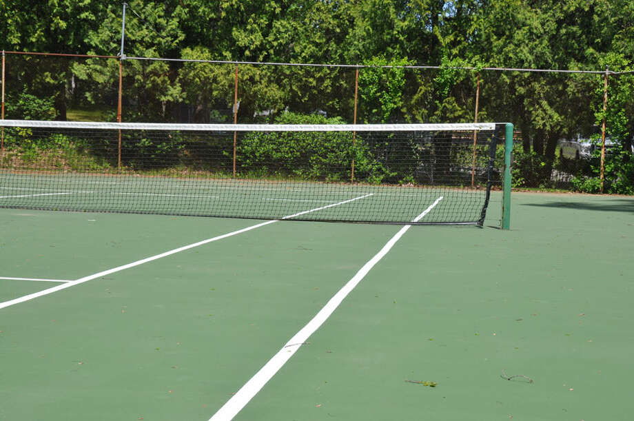 The Board of Selectmen in New Canaan have adopted tennis fees for the upcoming season at Mead Park.— Contributed photo