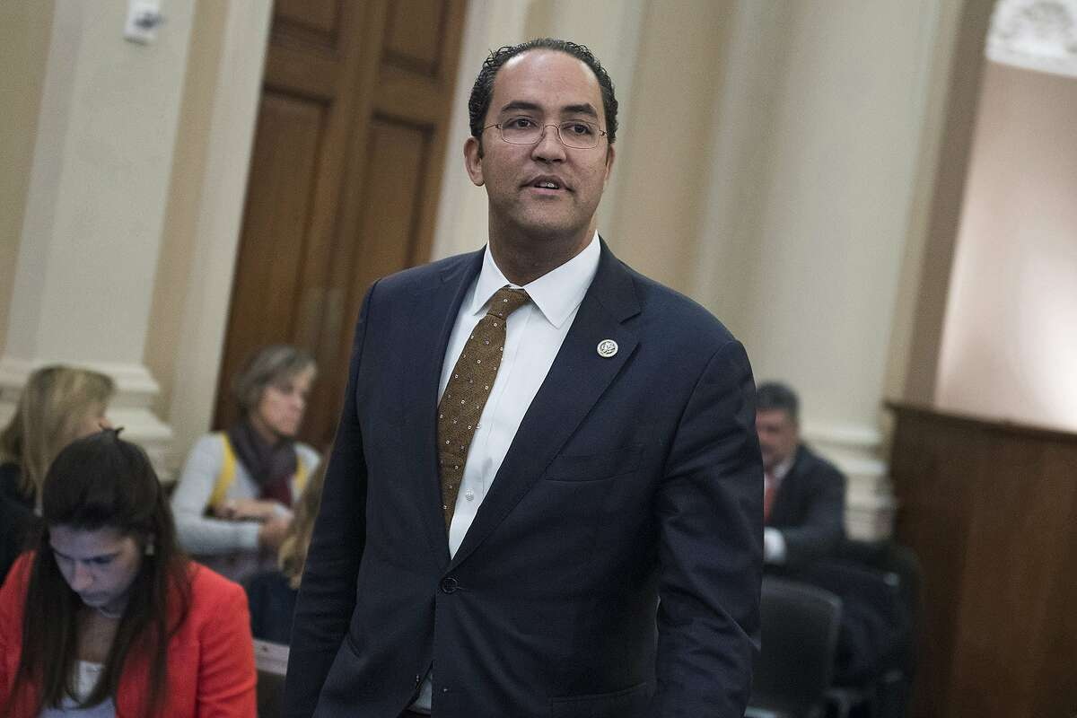 The lone black Republican in Congress, Rep. Will Hurd, R-San Antonio, announced he will not seek re-election on Thursday, Aug. 1, 2019.