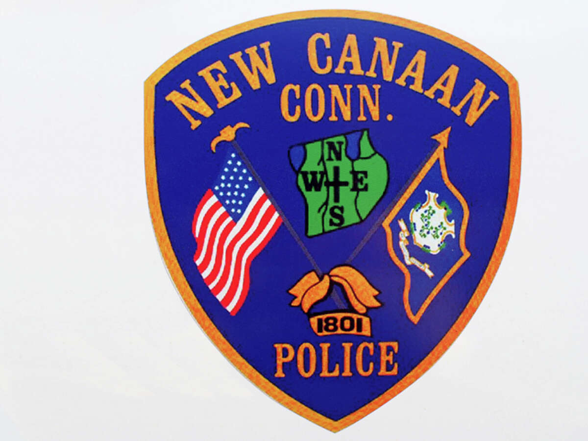 New Canaan Police Department badge.- Contributed photo