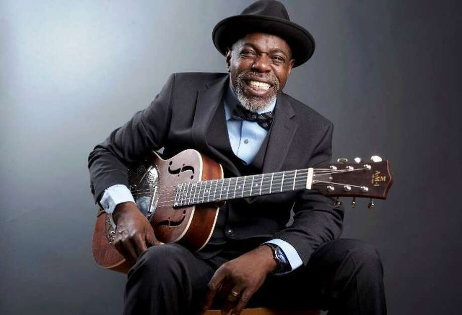 Blues legend Lurrie Bell is performing at Bridge St. Live Friday, June 28, 2019. Photo: Paul Natkin / Contributed Photo