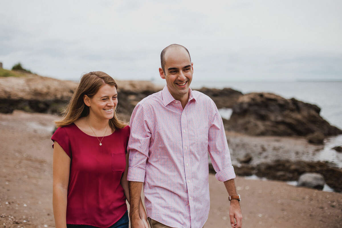 Kimberly Michelle Glerum of New Canaan is engaged to Samuel Morrison Miller. Contributed photo
