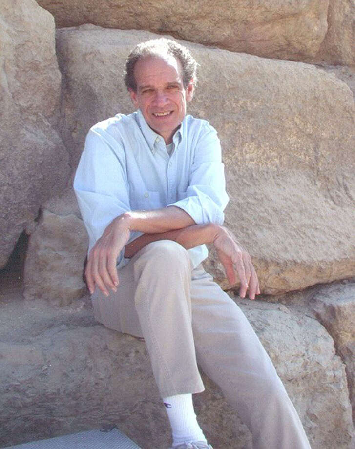 Robert Brier, recognized as one of the world's foremost Egyptologists, will address the New Canaan Men's Club in Morrill Hall at St. Mark's Church, Friday, Feb. 22 at 10 a.m.