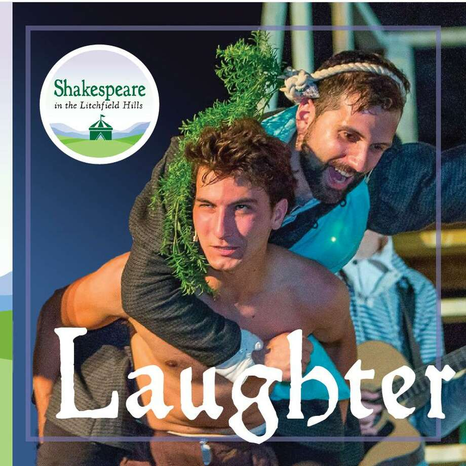 "The Friends of Shakesperience present Shakespeare in the Litchfield Hills, 2019. This interactive community event, concluding in five free, outdoor ""Shakespeare in the Park"" presentations of The Comedy of Errors, produced by Shakesperience Productions, Inc. and featuring professional Equity actors. Photo: Shakesperience / Contributed Photo"