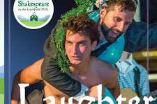 """The Friends of Shakesperience present Shakespeare in the Litchfield Hills, 2019. This interactive community event, concluding in five free, outdoor """"Shakespeare in the Park"""" presentations of The Comedy of Errors, produced by Shakesperience Productions, Inc. and featuring professional Equity actors."""