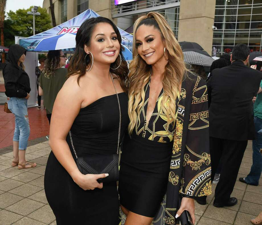 Fans of Jennifer Lopez outside her concert at the Toyota Center Tuesday June 25, 2019.(Dave Rossman Photo) Photo: Dave Rossman, Contributor / 2019 Dave Rossman