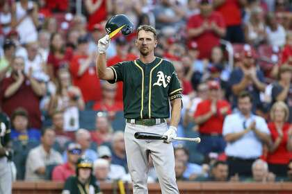 A's Stephen Piscotty plays in finale; on bubble for wild-card game