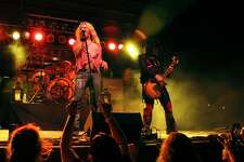 The Led Zeppelin Tribute Band Kashmir is performing Saturday at the Warner Theatre in Torrington.