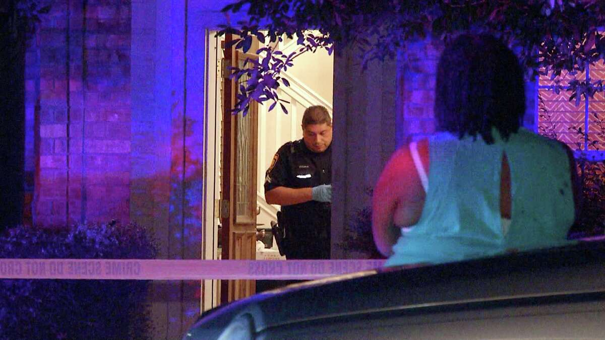 A 20-year-old man was hospitalized in critical condition on June 26, 2019 after his 17-year-old brother allegedly stabbed him multiple times at their home in the 9200 block of Ingleton.
