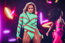 Jennifer Lopez brings the It's My Party Tour to Houston.
