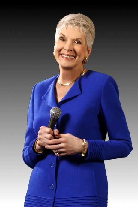 Comedienne Jeanne Robertson will perform at the Tobin Center for the Performing Arts. Photo: Courtesy Photo / Courtesy Photo