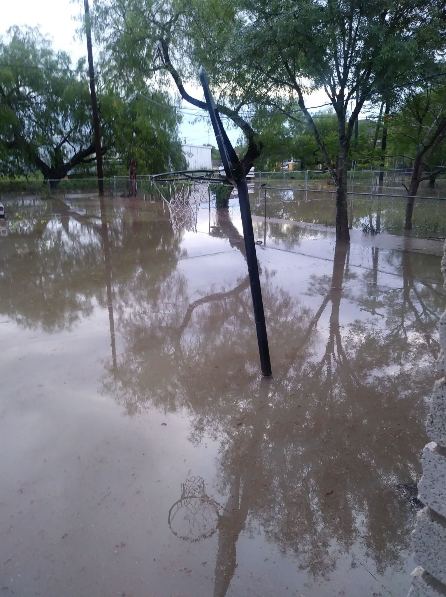 Photos Show Severity Of Flooding In Rio Grande Valley