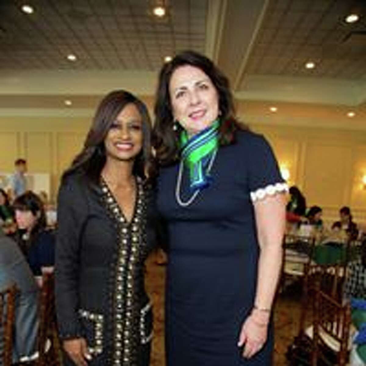 The 2019 Legacy of Leadership Luncheon honored Racquel Odem and Kathleen Silard -Aviva Maller Photography