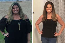 "Nicole Jackson, 43, shared her 91-pound weight loss story with mySA.com. Her journey started in 2017 at The Camp, a ""transformation center"" at 431 Isom Road."
