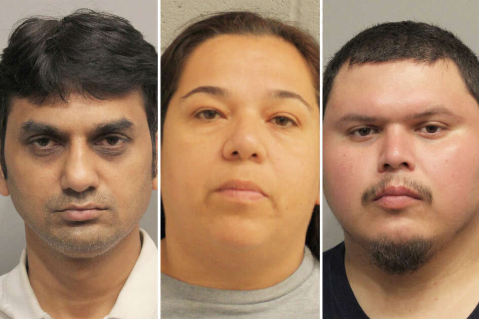 Authorities released the identities of the seven people accused in a massive money laundering scheme inside an illegal South Houston game room.