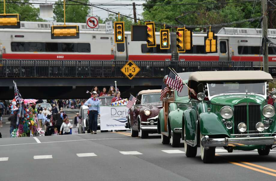 A scene of a previous year's Memorial Day parade — Laureen Vellante photo