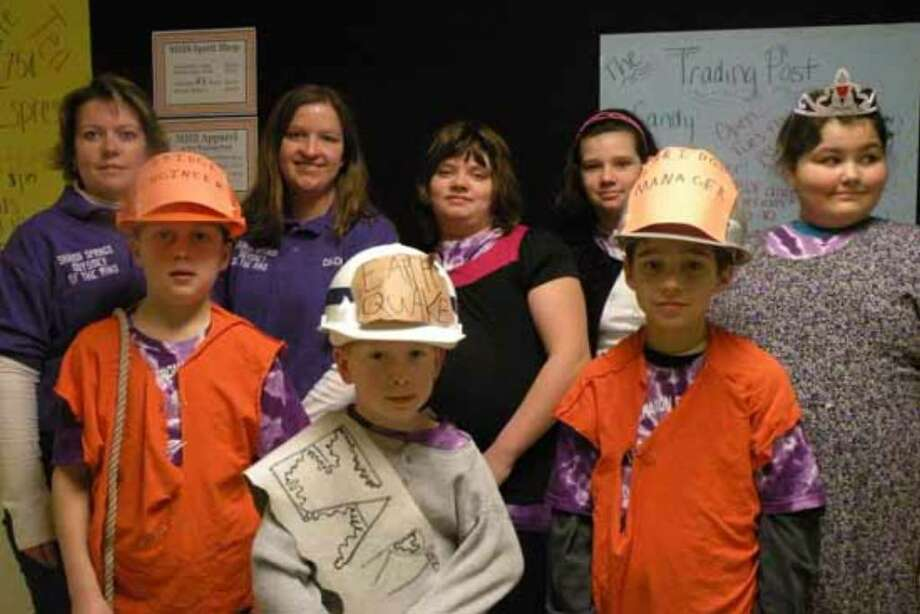 Were you seen at 2009 Odyssey of the Mind? Photo: Gwen Girsdansky
