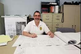 Bob Buch is Darien's fire marshal as well as a Darien fire fighter - Sandra Diamond Fox photo