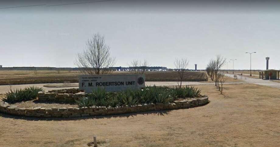 The Robertson Unit is a prison in Abilene. Photo: Google Maps
