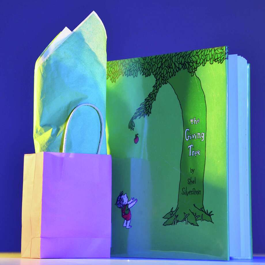 """""""The Giving Tree,"""" by Shel Silverstein Photo: Marvin Joseph/The Washington Post, The Washington Post / The Washington Post"""