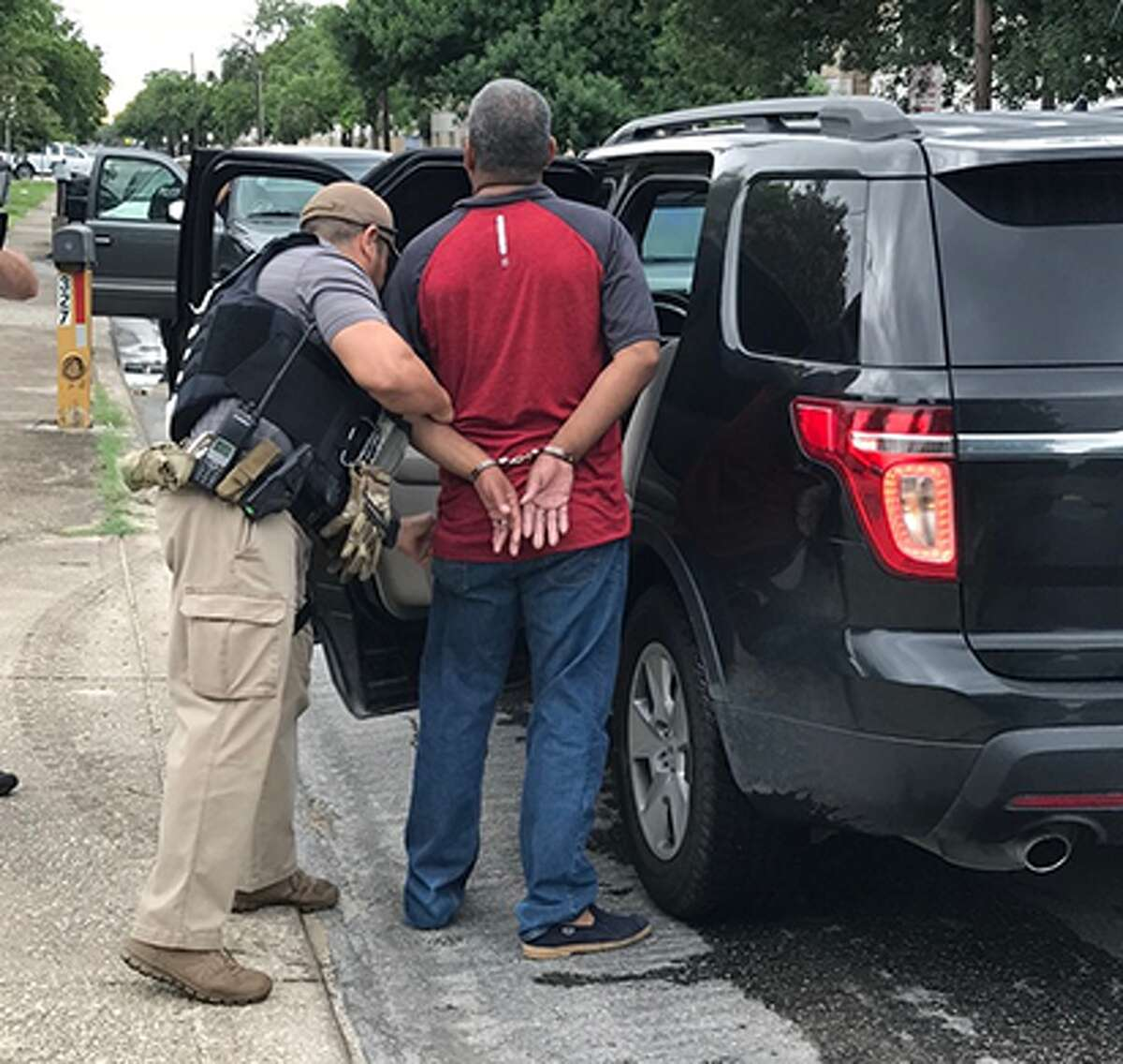 ICE agents arrested 52 undocumented immigrants in a four-day operation that spanned across South and Central Texas.