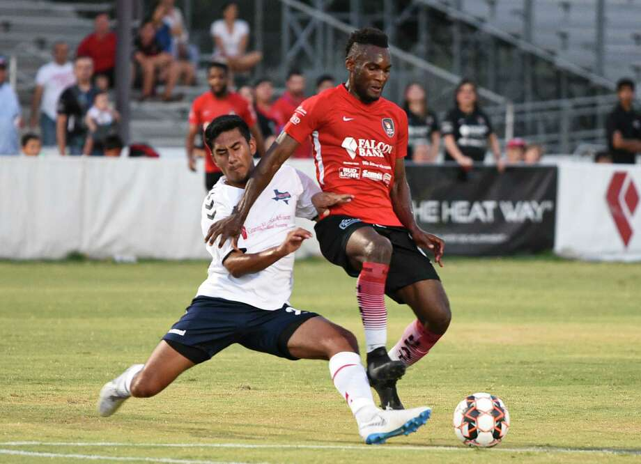 The Laredo Heat missed the playoffs last year as they finished fifth in their conference. Photo: Danny Zaragoza /Laredo Morning Times File
